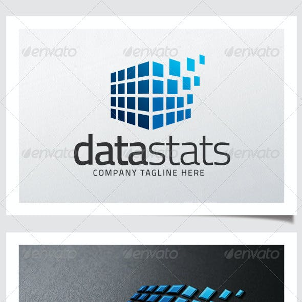 Data Stats Logo