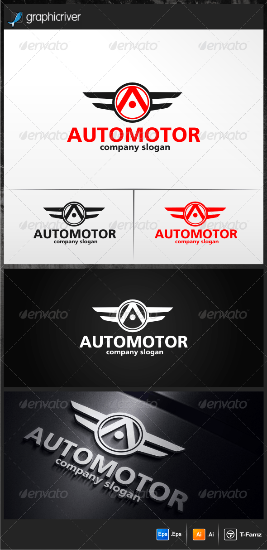Automotor Logo Templates