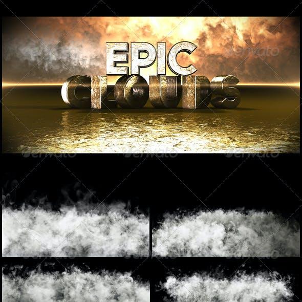 Epic Clouds Elements