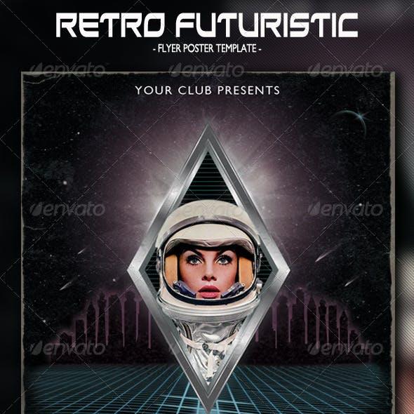 Futuristic Flyer/Poster