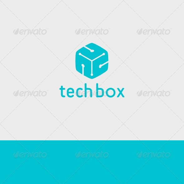 Tech Box Logo