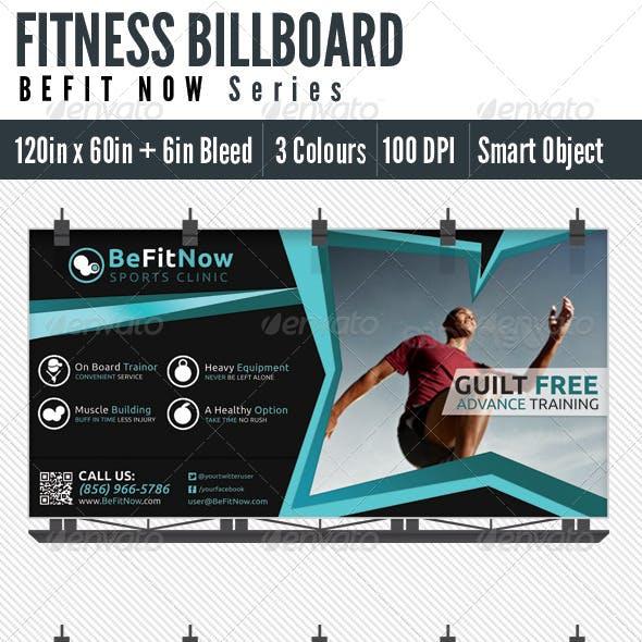 Billboard Fitness