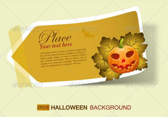 Halloween sticker - Halloween Seasons/Holidays