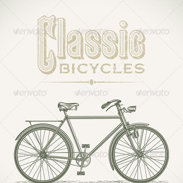 Classic Gentleman's Bicycle