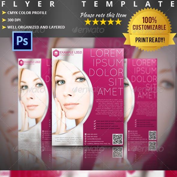 Beauty Salon Flyer/Poster