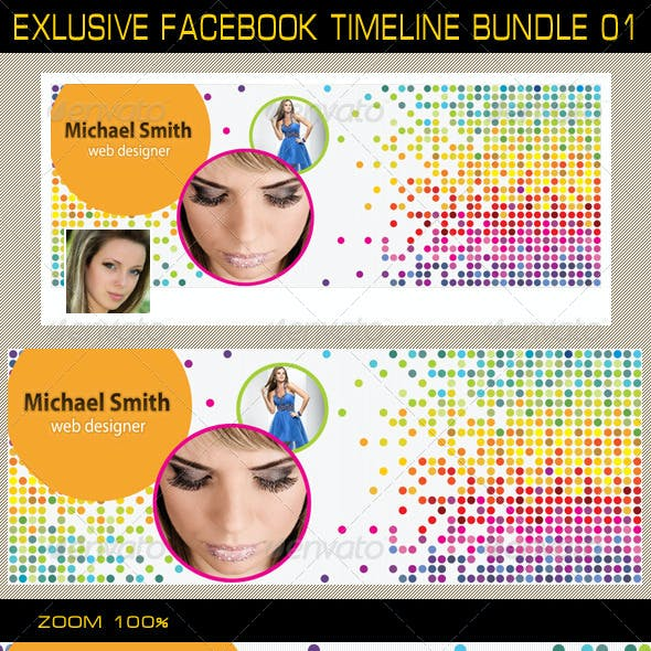 Exlusive Facebook Timeline Bundle 01