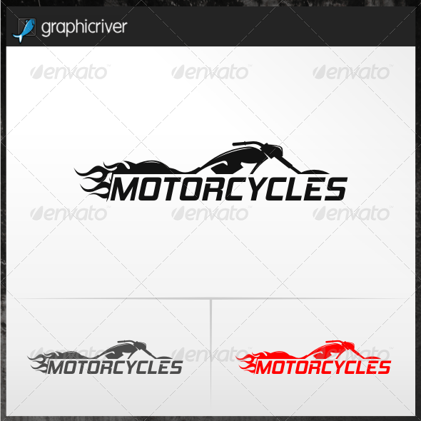Motorcycles Logo Templates