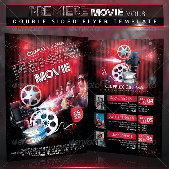 Premiere Movie Vol8