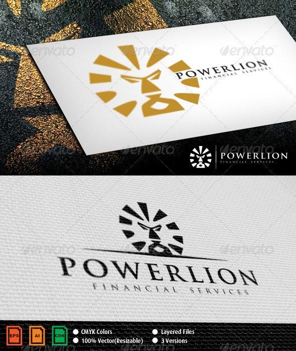 Financial Logo Template - Animals Logo Templates