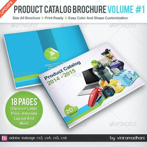 Product Catalogs Brochure | Volume 1