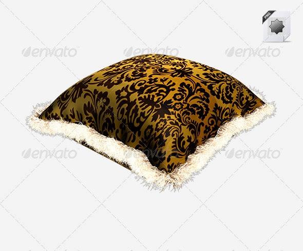 3D Pillow - Objects 3D Renders