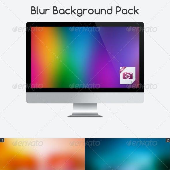 20 Blur Backgrounds