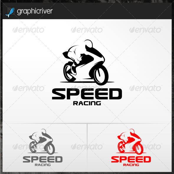Speed Logo Templates