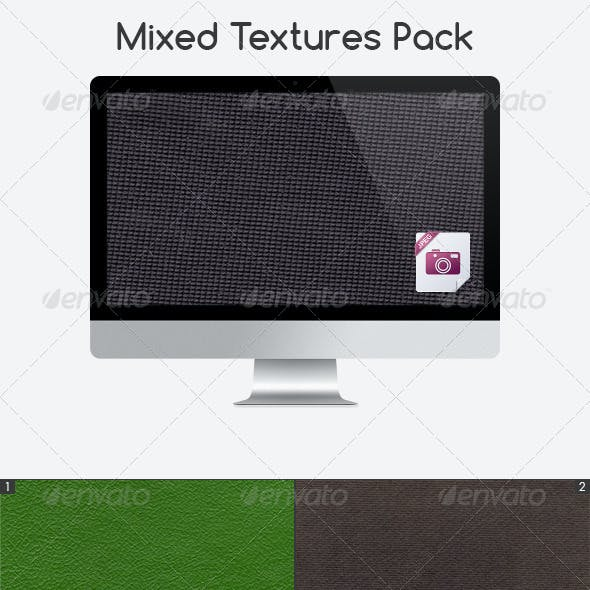 Mixed Textures Pack V.1.0