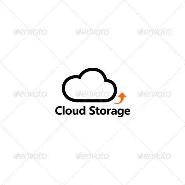 Cloud Storage Logo