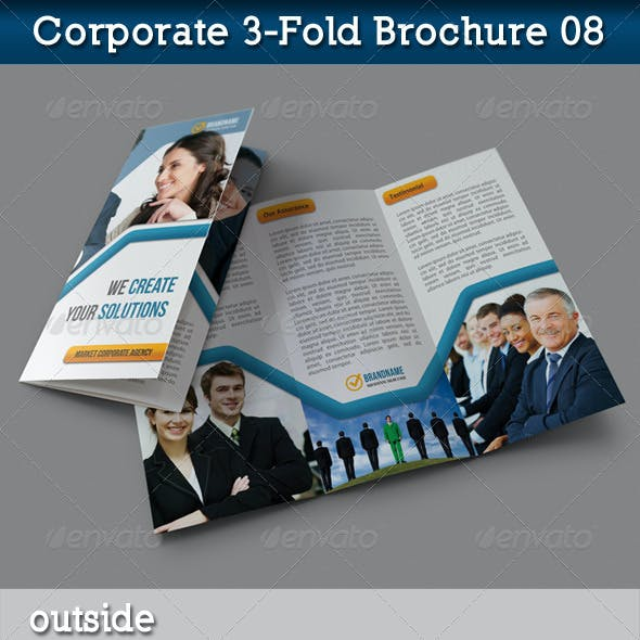 Download Corporate 3-Fold Brochure 09