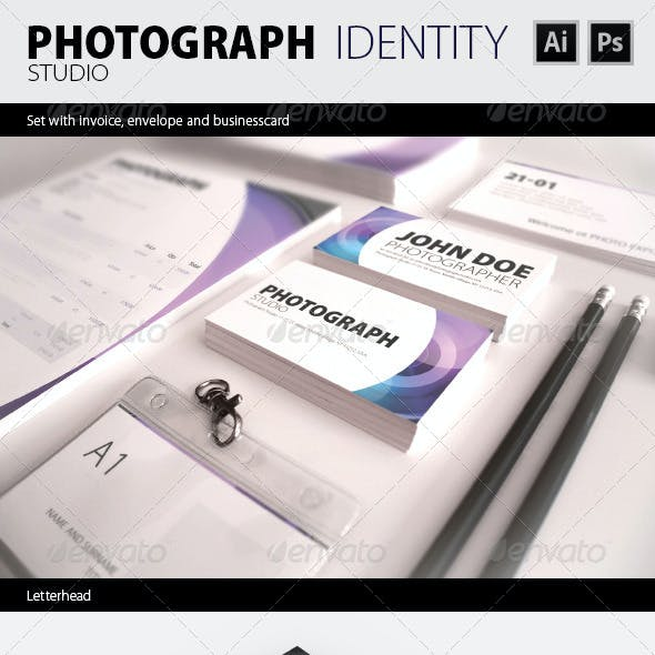 PhotoGraph Studio Corporate Identity