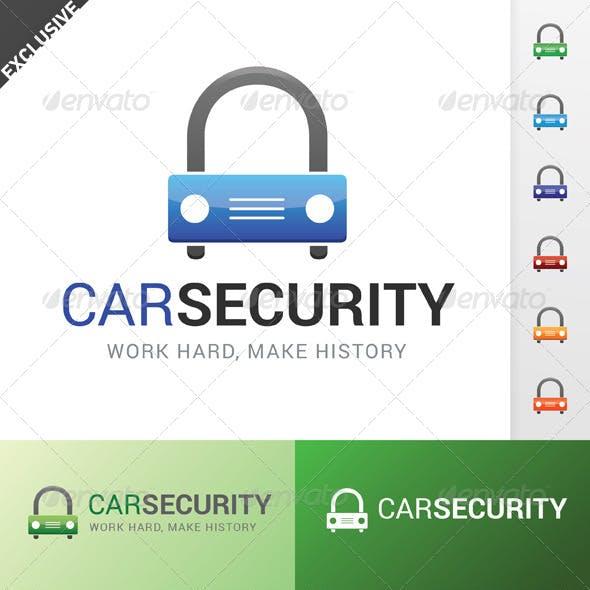 Car Security Logo