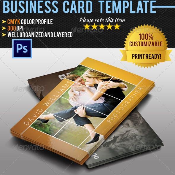 Photographer Business Card 10