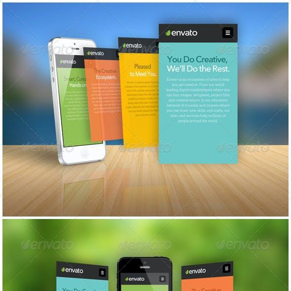 Phone App Showcase