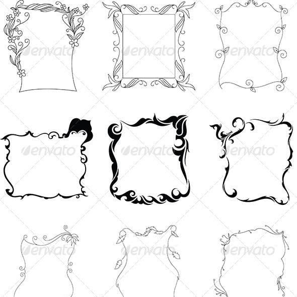 Frame Design Pack