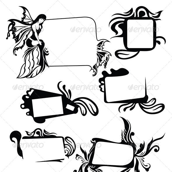 Vector Panel Pack