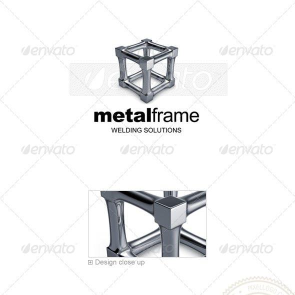 Industrial Logo 3D-732