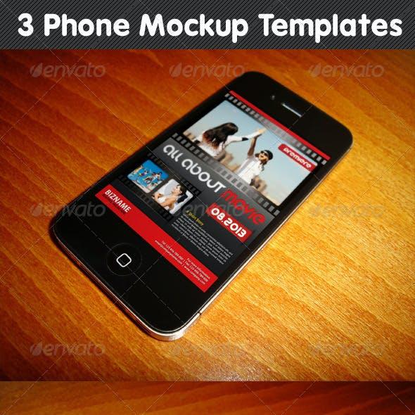 Phone Mockup 01