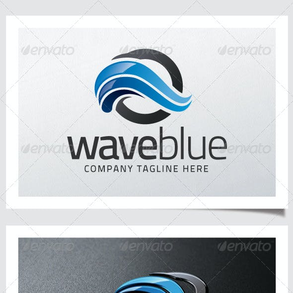 Wave Blue Logo