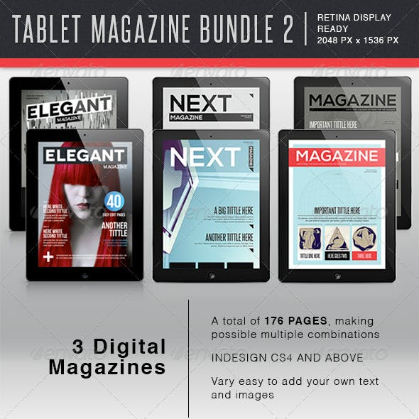 Tablet MGZ Bundle 2
