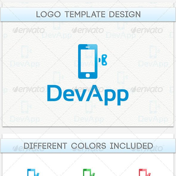 Mobile Application Developers Logo