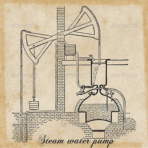 Download Steam Water Pump