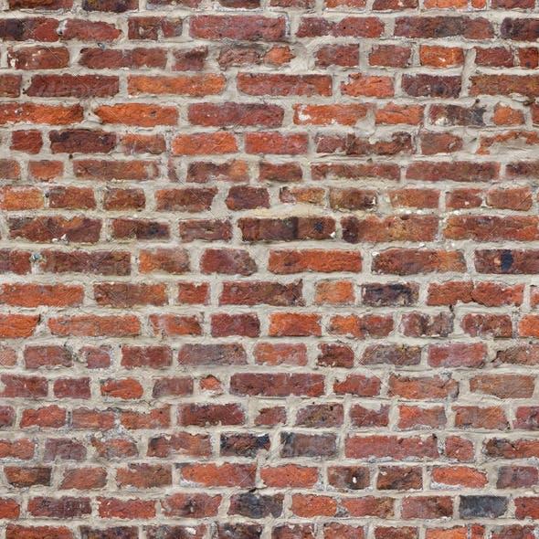 Repeating Brick Wall