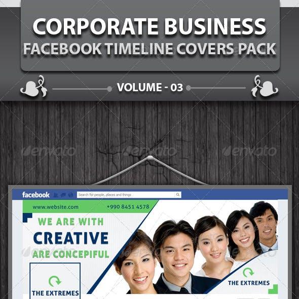 Corporate Business FB Timeline | Volume 3