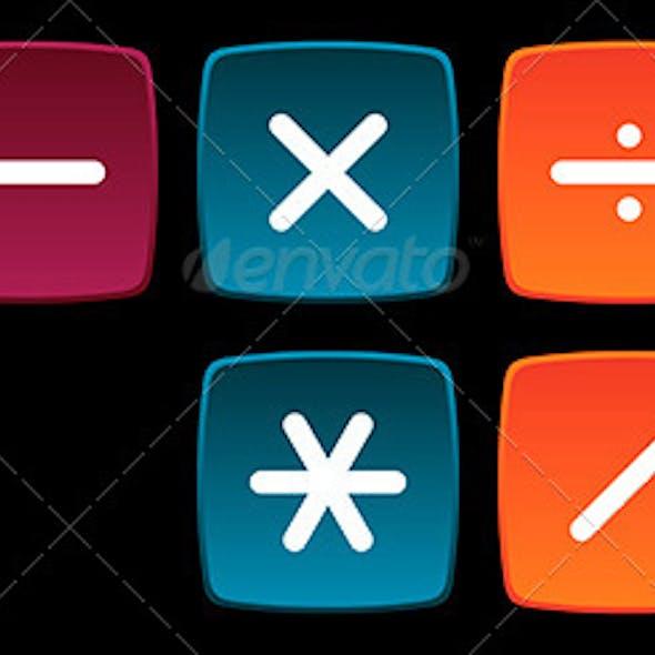 Basic Math Symbols