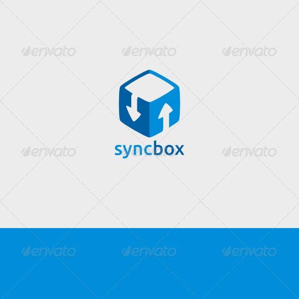 Sync Box Logo