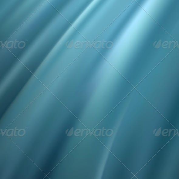 Abstract Texture, Blue Silk