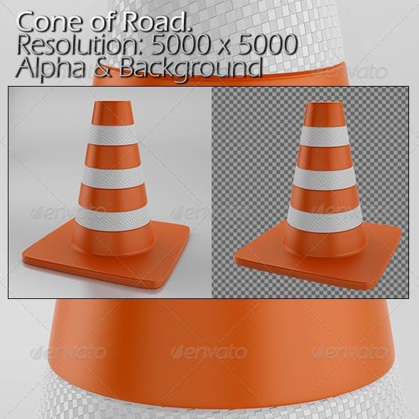 Cone of Road