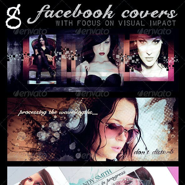 8 Facebook Canvas Templates