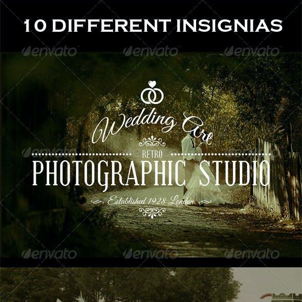 10 Different Insignias