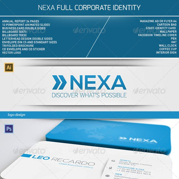 Nexa Full Corporate Identity