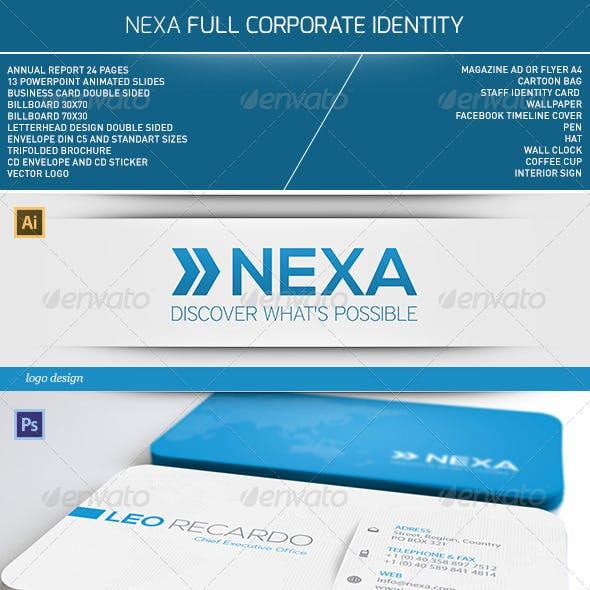 Nexa Full Corporate Identity
