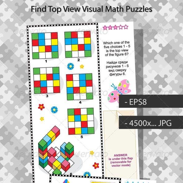 Visual Math Puzzles