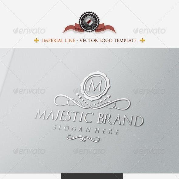 Majestic Brand Logo Template