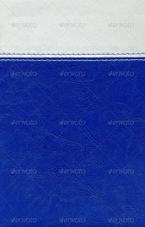 Leatherette blue grey texture - Miscellaneous Textures