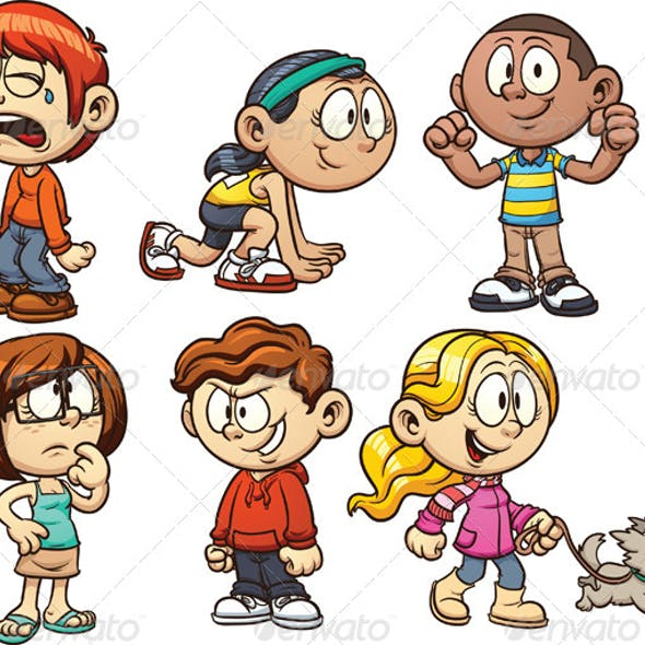 Cartoon Kids