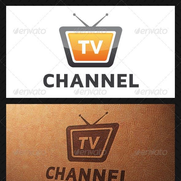 Tv Channel Logo Template