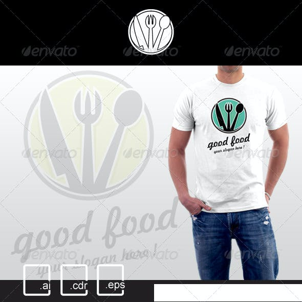 Good Food Restaurant Logo