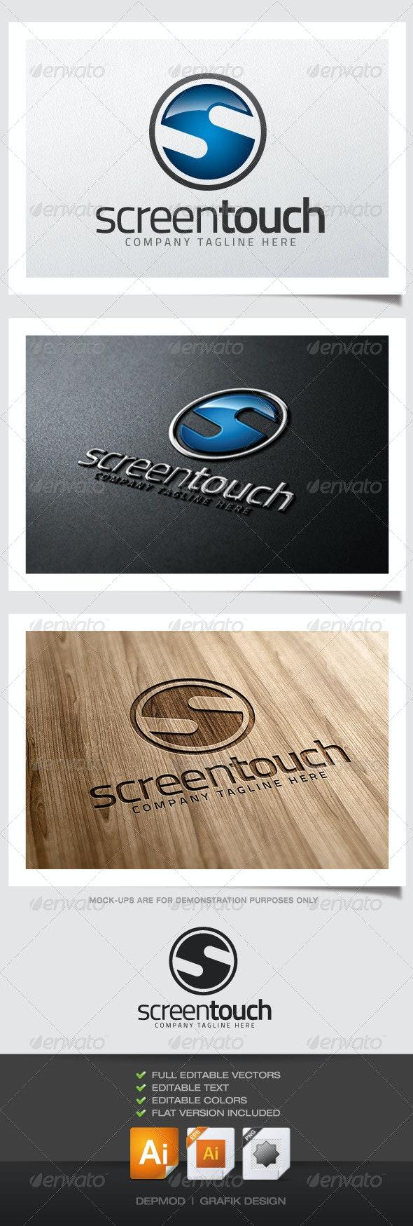 Screen Touch Logo