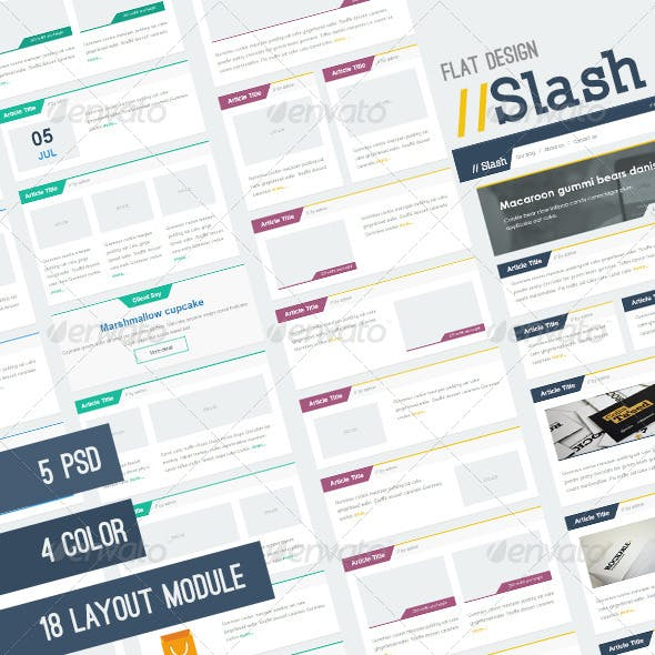 Slash Mail